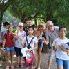 Thực hành nói tiếng Anh tại phố đi bộ Hồ Gươm