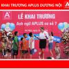 KHAI TRƯƠNG Anh ngữ Aplus Dương Nội, Hà Đông, Hà Nội